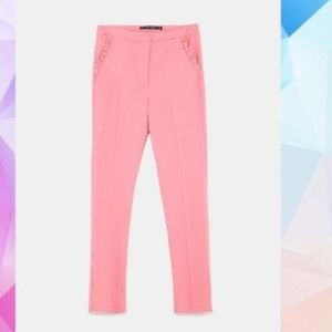 Zara Pink Pants